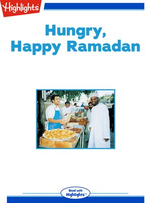 cover image of Hungry Happy Ramadan