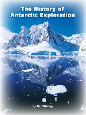 cover image of The History of Antarctic Exploration