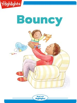 cover image of Bouncy