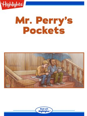 cover image of Mr. Perry's Pockets