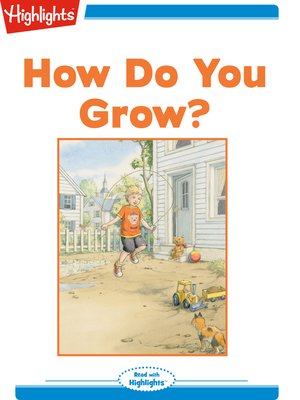 cover image of How Do You Grow?