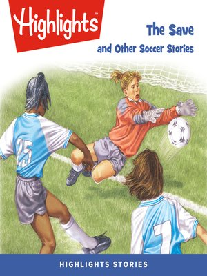 cover image of The Save and Other Soccer Stories