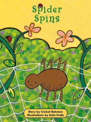 cover image of Spider Spins