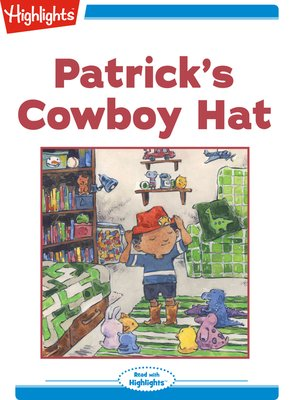 cover image of Patrick's Cowboy Hat