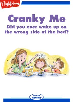 cover image of Cranky Me