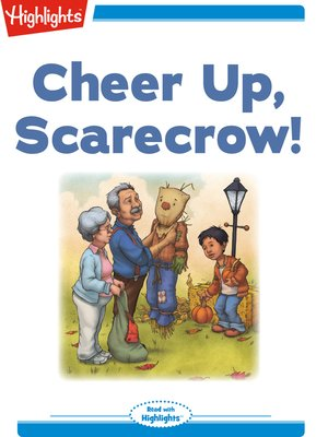 cover image of Cheer Up Scarecrow!
