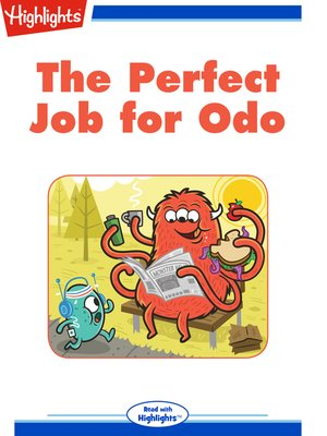 cover image of The Perfect Job for Odo