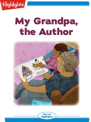 cover image of My Grandpa, the Author