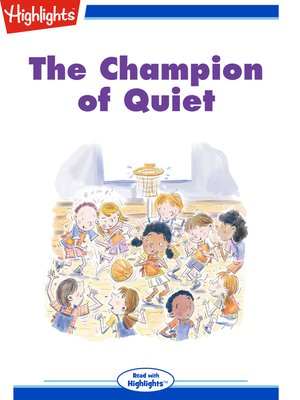 cover image of The Champion of Quiet
