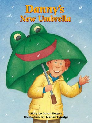 cover image of Danny's New Umbrella