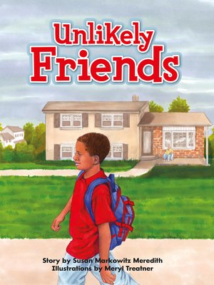 cover image of Unlikely Friends