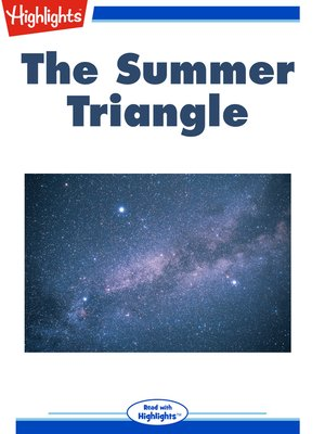 cover image of The Summer Triangle
