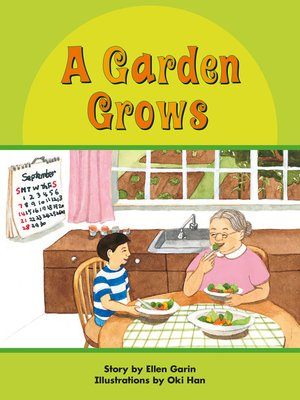 cover image of A Garden Grows