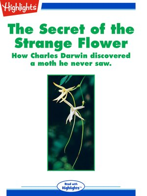 cover image of The Secret of the Strange Flower