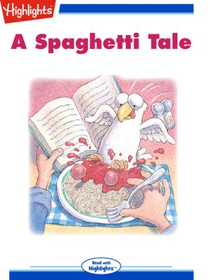 cover image of A Spaghetti Tale