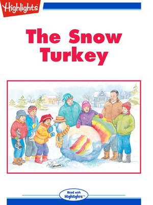 cover image of The Snow Turkey