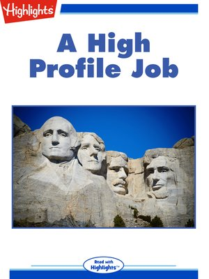 cover image of A High Profile Job
