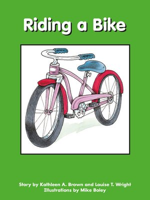cover image of Riding a Bike