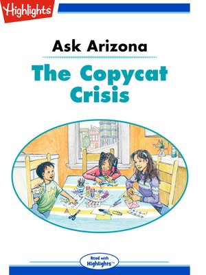cover image of Ask Arizona: The Copycat Crisis