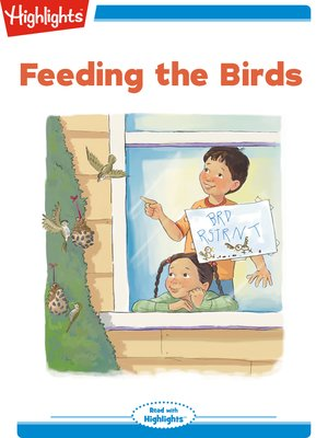 cover image of Feeding the Birds