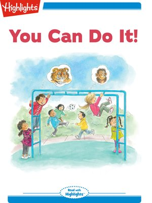 cover image of You Can Do It