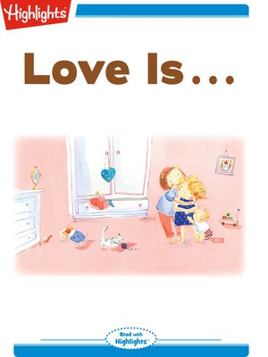 cover image of Love Is...