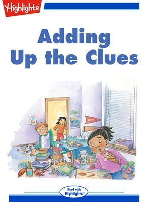 cover image of Adding Up the Clues
