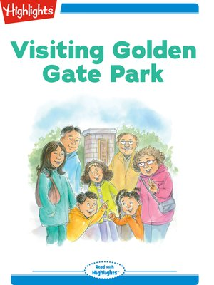 cover image of Visiting Golden Gate Park