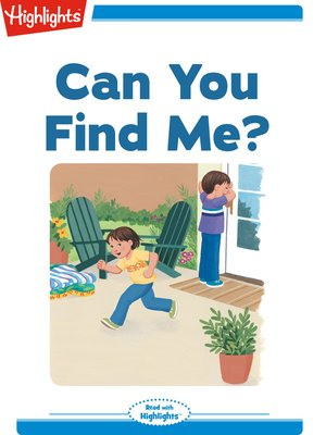 cover image of Can You Find Me?