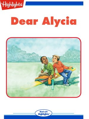 cover image of Dear Alycia