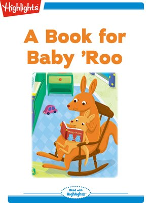 cover image of A Book for Baby 'Roo
