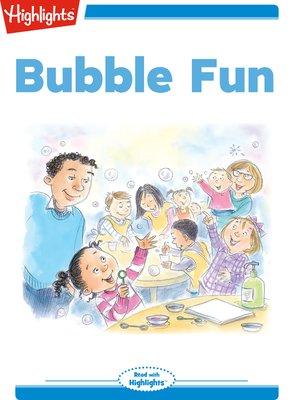 cover image of Bubble Fun