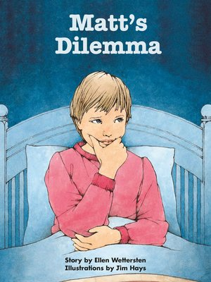 cover image of Matt's Dilemma