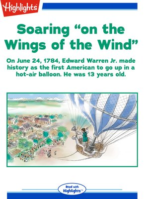 "cover image of Soaring ""on the Wings of the Wind"""