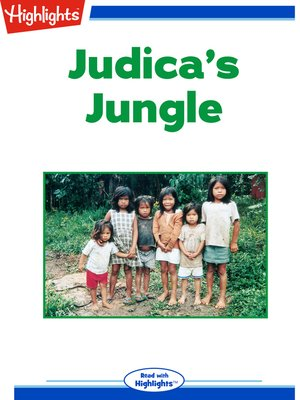 cover image of Judica's Jungle