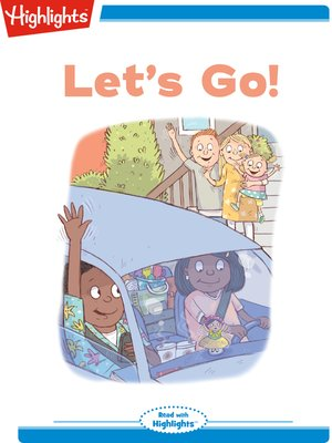 cover image of Let's Go!