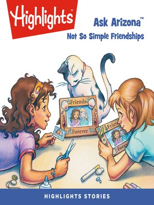 cover image of Ask Arizona: Not So Simple Friendships