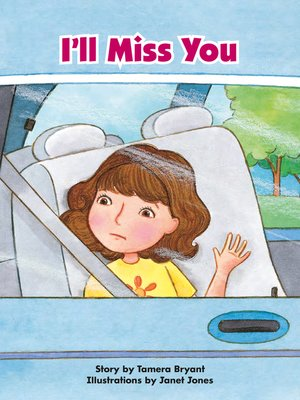 cover image of I'll Miss You