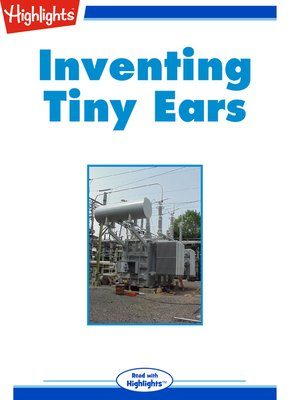 cover image of Inventing Tiny Ears