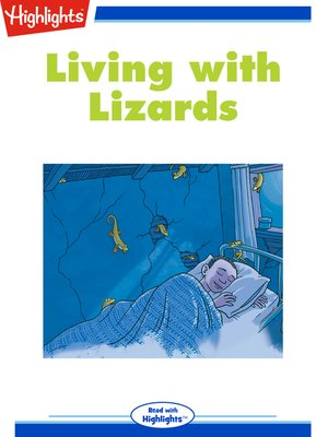 cover image of Living with Lizards