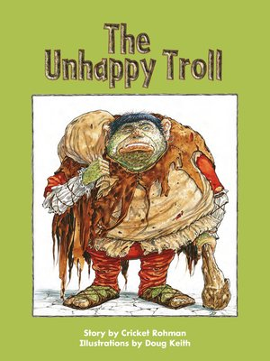 cover image of The Unhappy Troll
