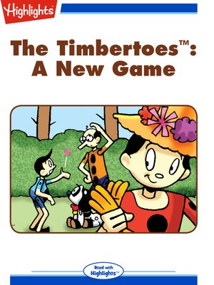 cover image of The Timbertoes: A New Game