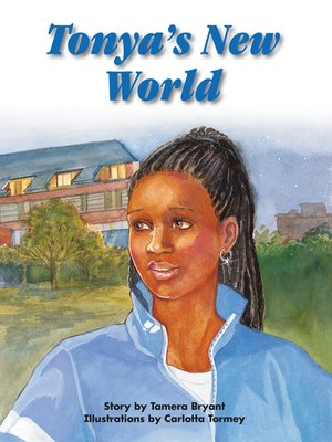 cover image of Tonya's New World