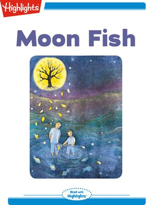 cover image of Moon Fish