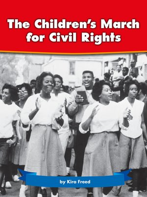 cover image of The Children's March for Civil Rights