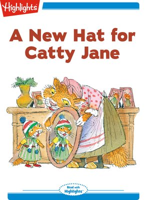 cover image of A New Hat for Catty Jane