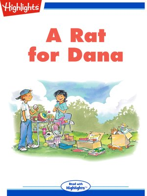 cover image of A Rat for Dana