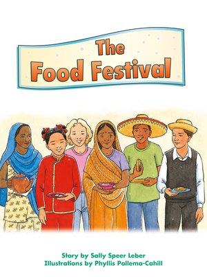 cover image of The Food Festival