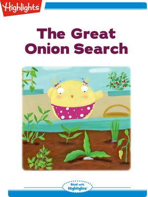 cover image of The Great Onion Search