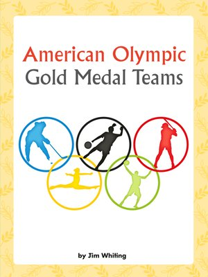 cover image of American Olympic Gold Medal Teams